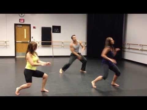 "Fosse inspired choreography ""Good Intent"""