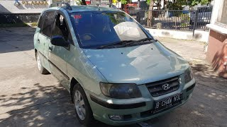 in Depth Tour Hyundai Matrix M/T (2002) - Indonesia