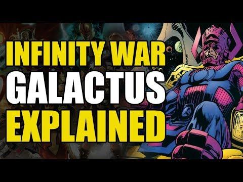 Marvel Comics: Galactus