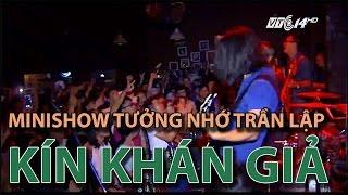 (VTC14)_Chật kín khán giả trong minishow tưởng nhớ Trần Lập