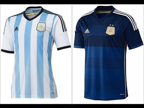 b5288cffbaf8 Футбольная форма сборной Аргентины 2 комплект из Китая (посылка №9 ...