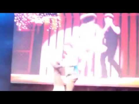 Sherrie's Wardrobe Malfunction with Scott Moir