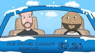 Roadd Trip   The Joe Budden Podcast Cartoon