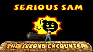 Serious Sam: The Second Encounter gameplay (PC Game, 2002)