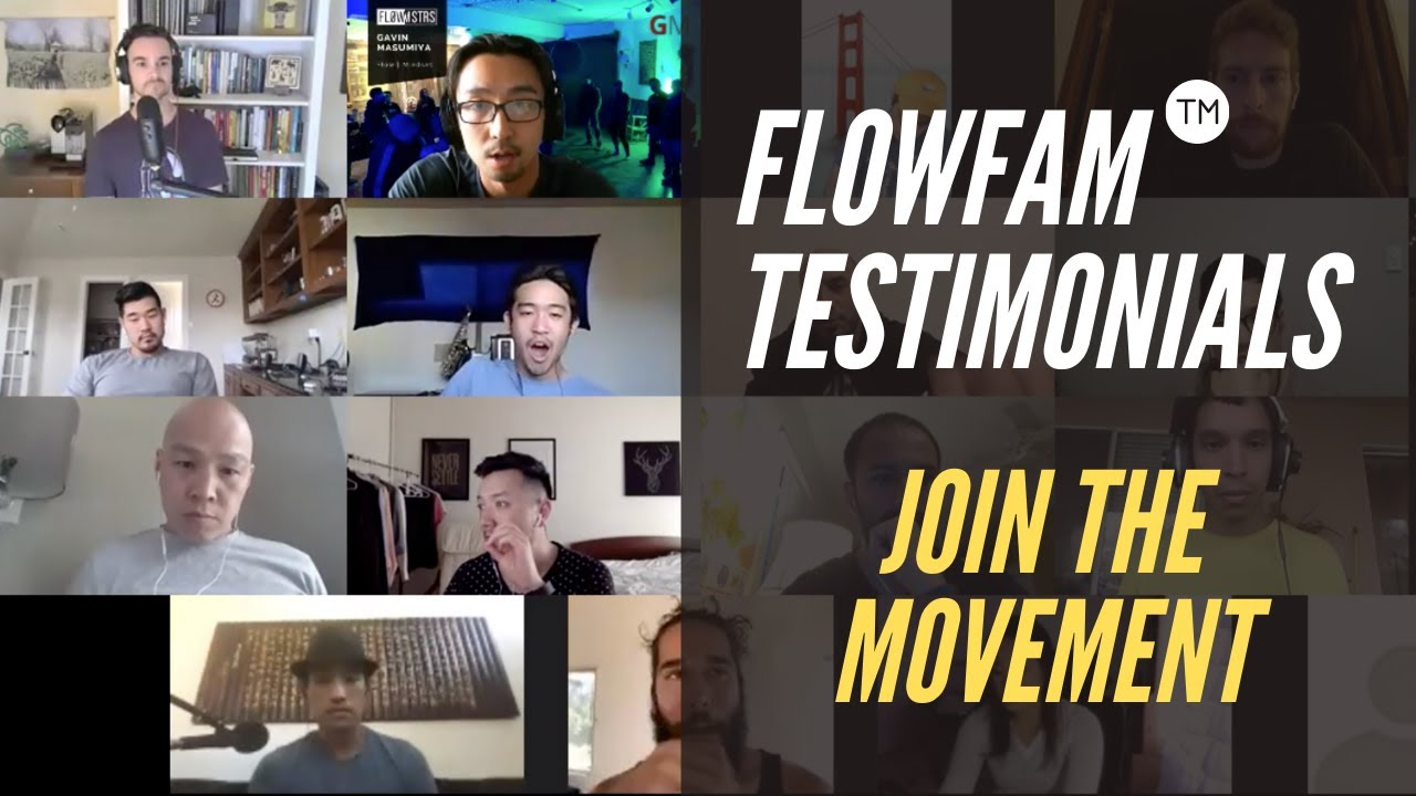 Flowmasters Testimonials | Join the Movement