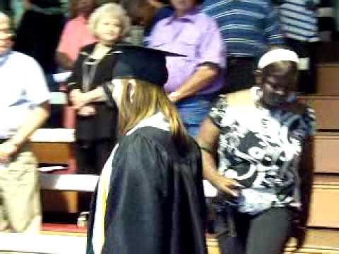 Alexandria Bennett Graduation part 1 - Malakoff Tx 2009