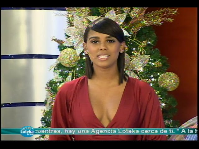 Loteka Lotería Electrónica Sorteo 7:00 PM 07-12-2019