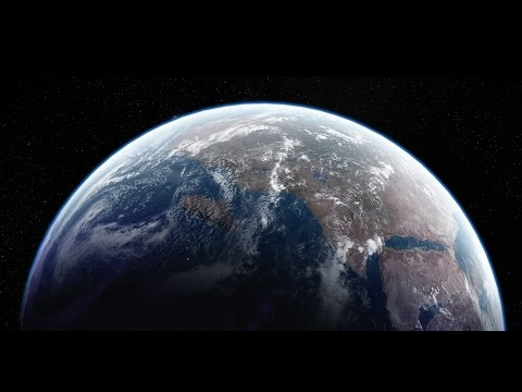 360 Video: Space VR - View the earth from space (in Virtual Reality)