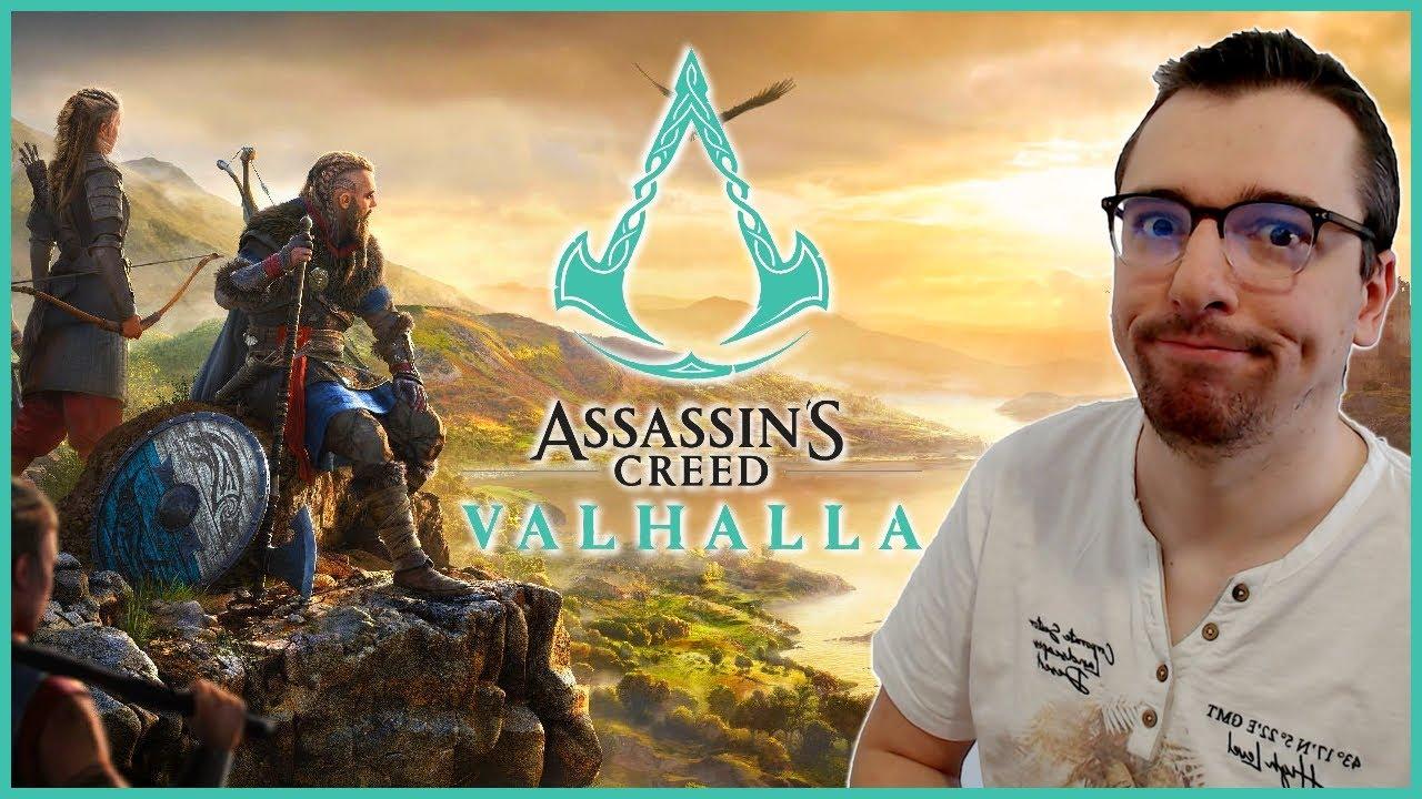 J'ai joué à Assassin'S Creed Valhalla : C'EST INQUIÉTANT   Gameplay FR