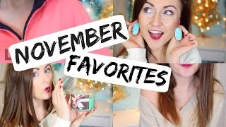 November 2014 Favorites ❄ Fashion, Accessories, Makeup & MORE!