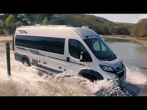 Auto-Sleeper Kingham 2018 - Peugeot Van Conversion Motorhome