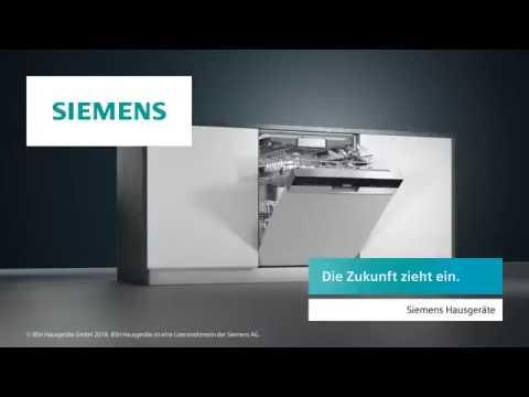 Посудомоечные машины - Siemens: лучшие в своем классе!