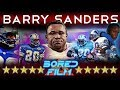 Lagu Barry Sanders - An Original Bored Film Documentary