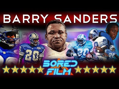 Barry Sanders - An Original Bored Film Documentary