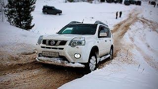 OFFROAD схватка! X-Trail, Land Rover, Duster, Audi, УАЗ, Нива. Битва 50 внедорожников 2018