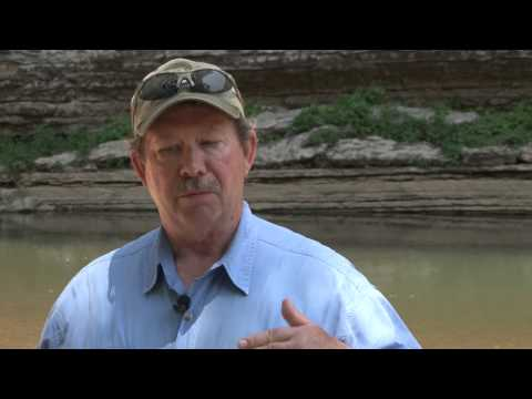 Ron Duncan On War Eagle Creek From Talkin' Outdoors