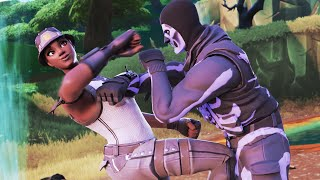 RECON EXPERT Challenges the OLD RAREST SKIN for his Fortnite ACCOUNT... (TOXIC)