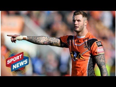 Zak Hardaker sacked latest: The exact reason Castleford dismissed rugby league star