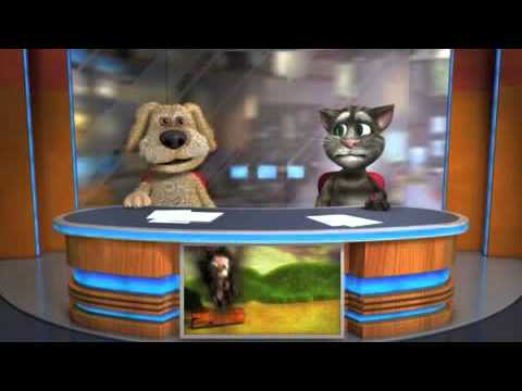 eritrean comedy talking tom cat and ben - youtube