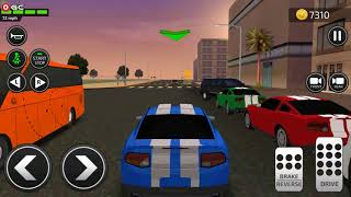Car Driving Academy 2018 3D / Car Parking games / Android Gameplay FHD #2