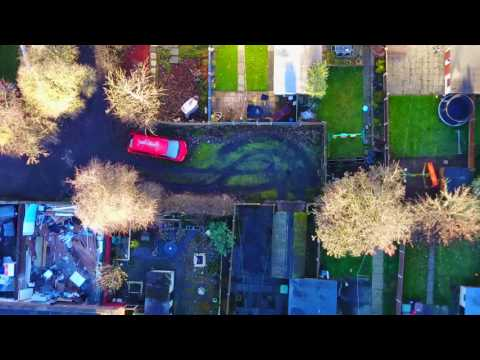 DJI Mavic Pro First Flight Over St Helens Merseyside