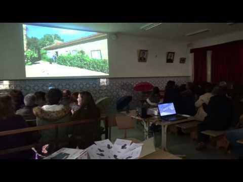 Margarida Grijó- Com o tema Chuva Em Paredes de Viadores