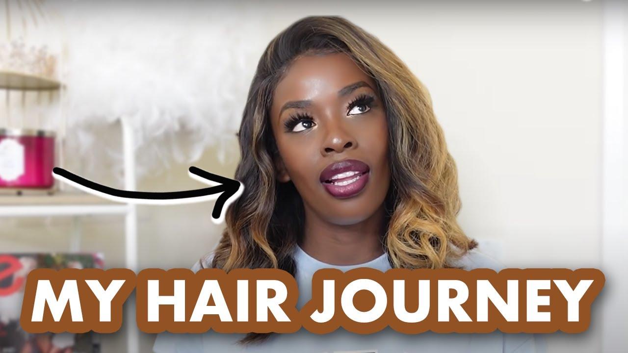 My Hair Journey