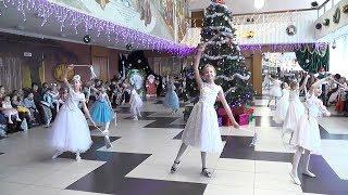 Новогодний благотворительный утренник для детей-инвалидов прошел в Пинске