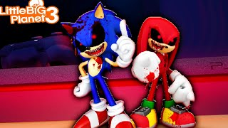 *TwiSted* Sonic & Knuckles Escape My PS4 | LittleBigPlanet 3