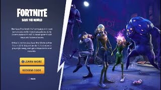 HOW TO GET SAVE THE WORLD FOR FREE ON EVERY CONSOLE!!! FORTNITE BATTLE ROYALE!!