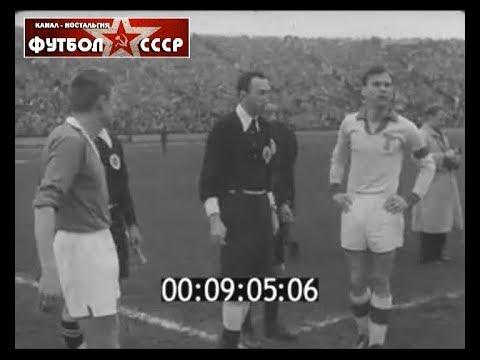 1961 Адмиралтеец (Ленинград) - Торпедо (Москва) 0-1 Чемпионат СССР по футболу