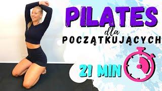 Pilates 3 dla początkujących