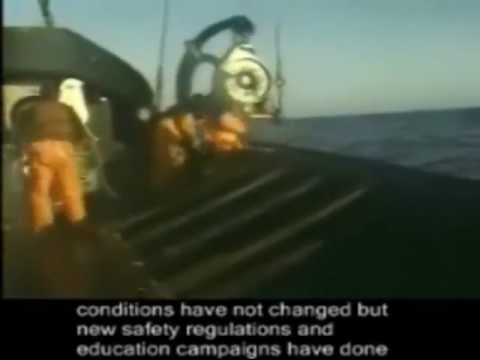 Commercial Fishing Dangers In Alaska 1995 NIOSH