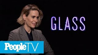 Sarah Paulson Dishes On Joining The World Of Comic-Books In