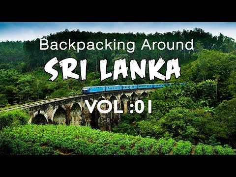 Things to do in sri lanka - Backpacking travel around country
