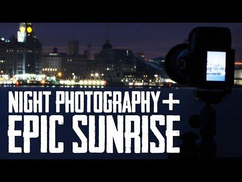 Night Photography & Epic Sunrise