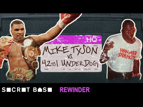 Mike Tyson's historic fight against Buster Douglas deserves a deep rewind