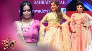 Galatta Nakshatra Awards Exclusive Fashion Show | Athulya | Aishwarya | Suja Varunee