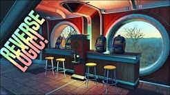 Let's Build a Beautiful Casino Display 🎰 Fallout 4 No Mods Shop Class