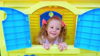 स्टेसी और जुड़वां बहन के बारे में मजेदार कहानी  Stacy Stories