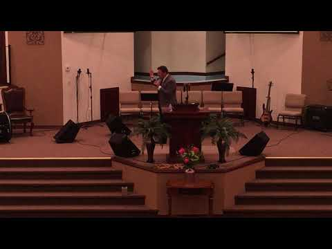Rev. Cody Marks - Heartland Conference - March 22, 2018