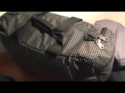 Tom Bihn Aeronaut 45 Packing Review - with Pilot and Laptop