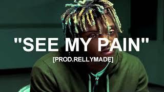 """[FREE] """"See My Pain"""" Juice Wrld x Lil Skies x Lil Uzi Vert Type Beat (Prod.RellyMade)"""