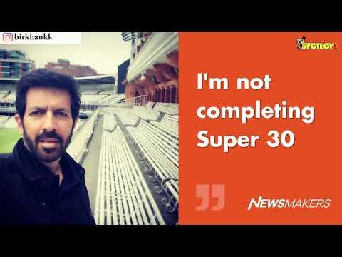 Kabir Khan Denies Completing Hrithik Roshan's Super 30 | SpotboyE Mp3
