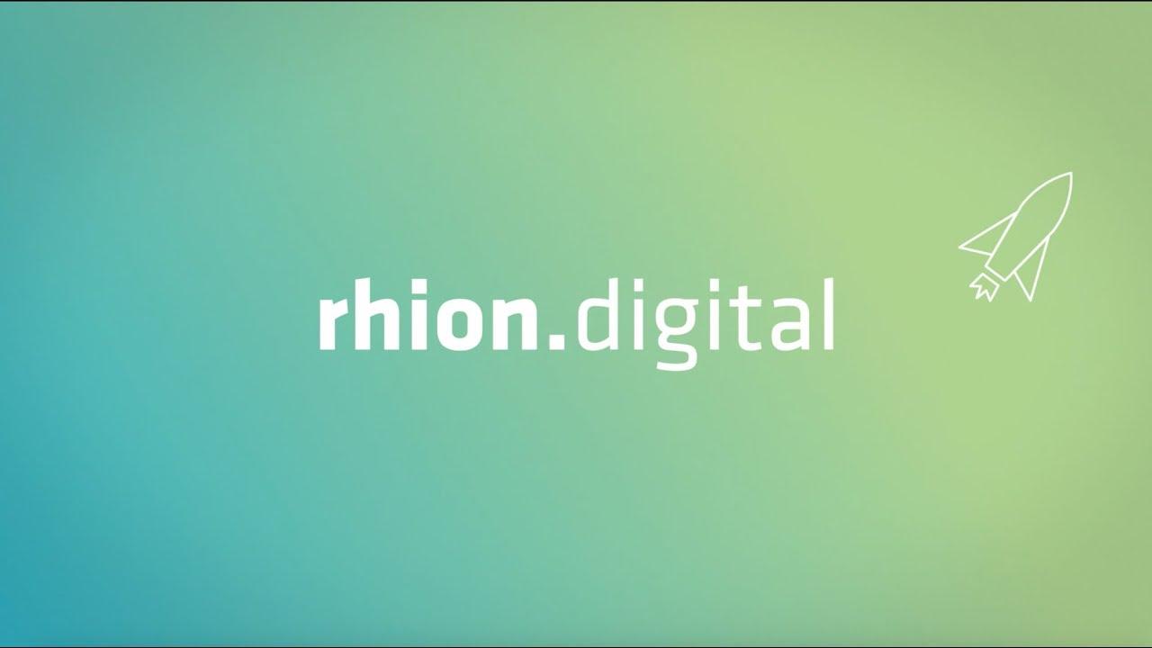 Die Prozessexperten Rhion Digital Youtube
