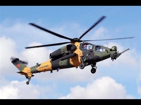 Türk ATAK En Güçlü Saldırı Helikopterleri Arasında