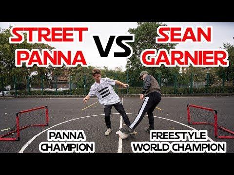 Street Panna VS Sean Garnier!! Ultimate Panna Challenge!!!
