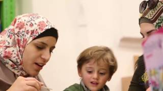 مكتبة بالمسجد الأقصى تشجع الأطفال على القراءة