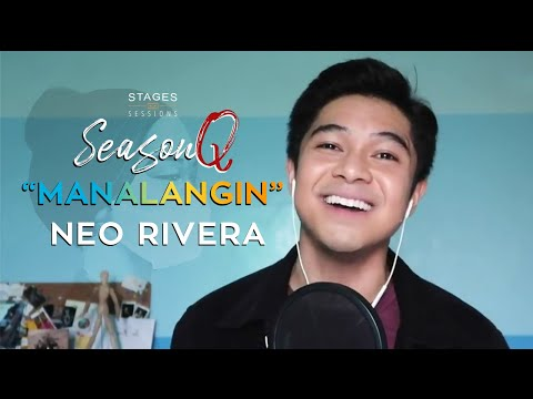 "Neo Rivera - ""Manalangin""  (a The Juans cover) Live at Stages Sessions"