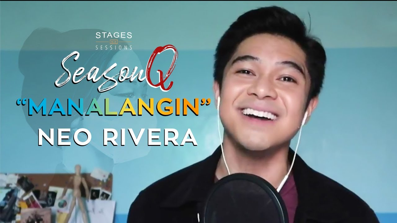 """Neo Rivera - """"Manalangin""""  (a The Juans cover) Live at Stages Sessions"""